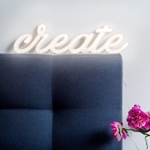 Dekoracja do pokoju na zamówienie Create